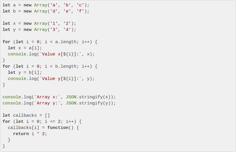 Syntax Highlight Theme - Default