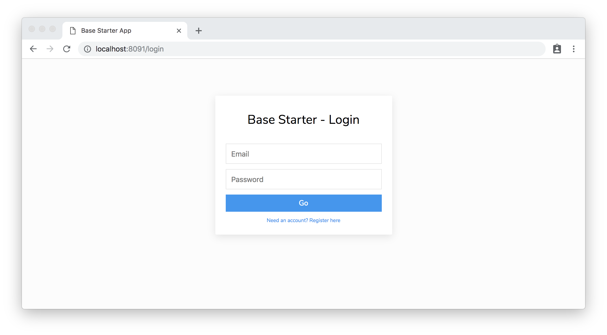 Web Application 3
