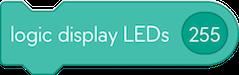 5 logic d led