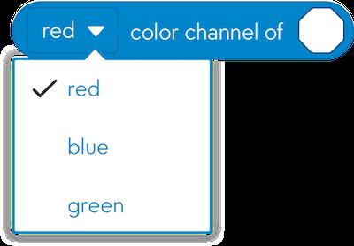 5 color channel