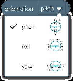 Sensors | Sphero Edu JavaScript