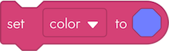 5 color set