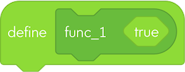 5 define functions